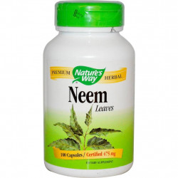 Neem Leaves- Nature's Way