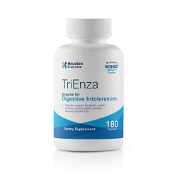 TriEnza - 180 Capsules - Houston Enzymes
