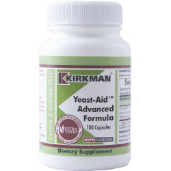 Yeast-Aid™ Advanced Formula 100 Ct. - Kirkman