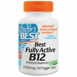 Best Fully Active B12/B-12 - Doctor's Best
