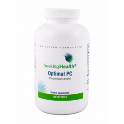 Optimal PC - 100 Softgels - Seeking Health